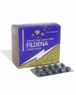Fildena Super Active 100mg