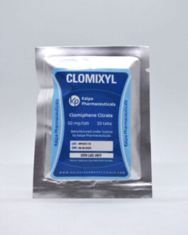 Clomixyl (Clomiphene Citrate)