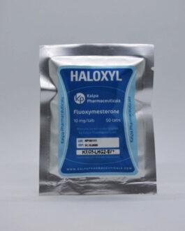 Haloxyl (Fluoxymesterone)
