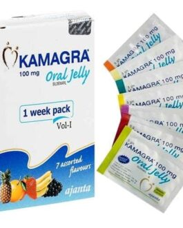 Kamagra Oral Jelly 100mg Vol 1