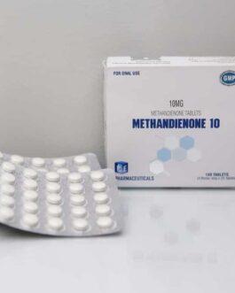 Methandienone 10