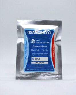 Oxandroxyl (Oxandrolone) 20 Limited Edition