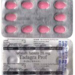 Tadagra Prof 20mg - 10-free-tabs
