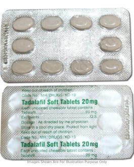 Tadalafil Soft 20mg