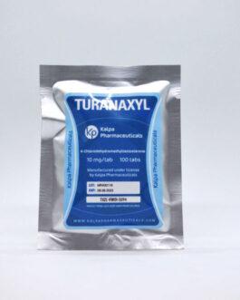 Turanaxyl (Chlorodehydromethyltestosterone)