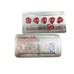 Anaconda 120mg - 5-free-tabs