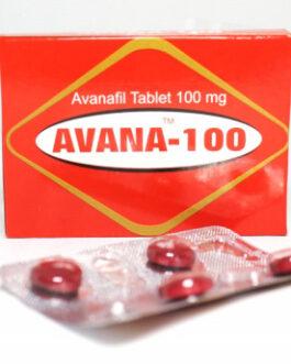 Avana 100mg
