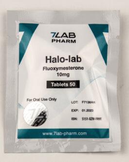 Halo-lab