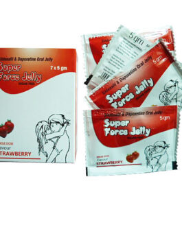 Super Force Jelly 160mg