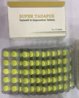 Super Tadapox 40/60mg