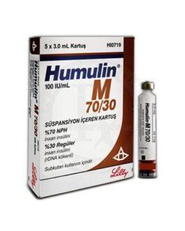Humulin M 70/30