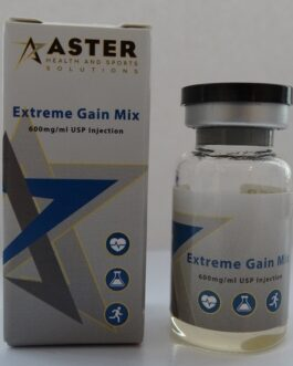 Extreme Gain Mix 600mg