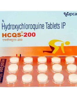 HCQS (Hydroxychloroquine)