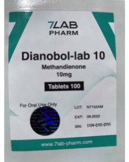 Dianobol-lab 10