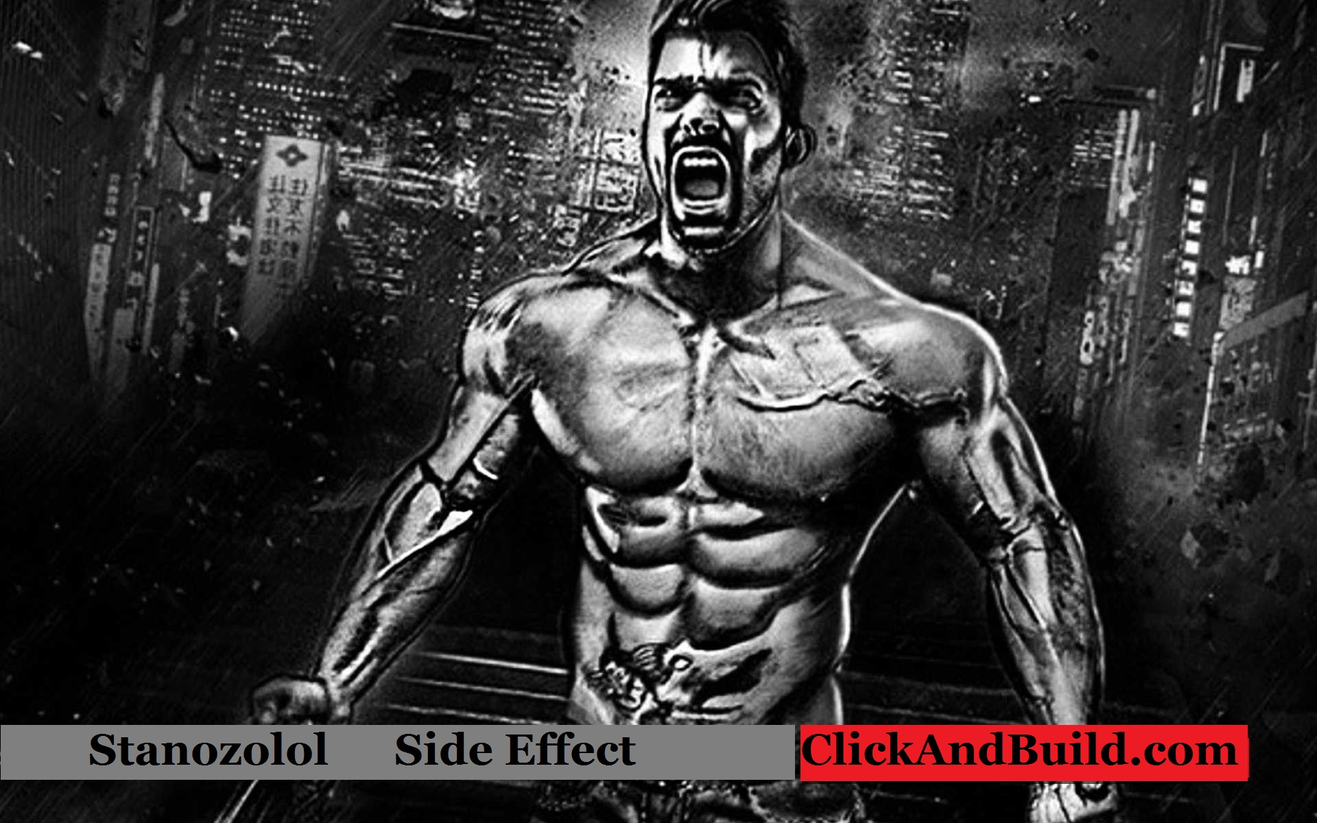 Stanozolol Side Effect