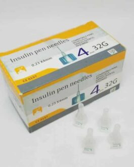 100 Pct Insulin Needle for HGH Pen