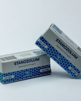 Stanozolum