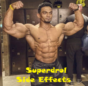 Superdrol Side Effects