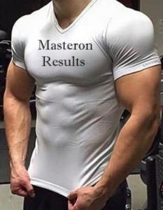 Masteron Results